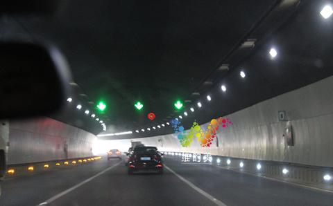 隧道有源道钉实地应用